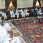 أسراب الجراد بالملايين تهاجم محافظة القريات بالمملكة
