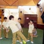 مركز النشاط الاجتماعي بالمنيزلة يشارك في دورة كرة القدم التاسعة بالساباط