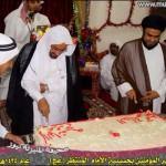 ليلة الثلاثاء في الحيدرية وليلة الاربعاء في الهاشمية حفل ميلاد الامير عليه السلام