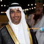 حسين الاحمد يرزق بمولوده البكر