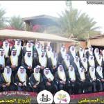 60 معتمرا الى مكة المكرمة على نفقة الشيخ باسم الغدير