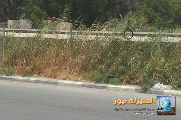 عاجل: احتراق سيارة بجانب الثانوية السعودية بالمنيزلة