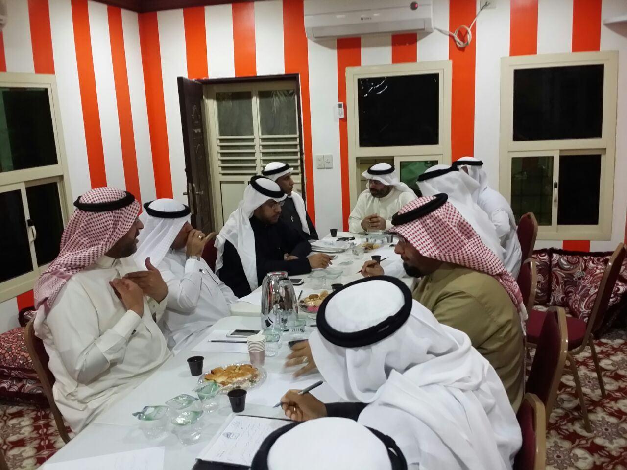 بالصور : افتتاح مسجد الامام المهدي عليه السلام بالمنيزلة