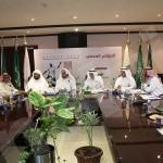 لجنة طبية مساندة للحراسات الامنية التطوعية بالمنيزلة