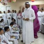 أوقات احتفالات مولد الإمام الرضا (ع) بالمنيزلة