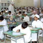 خطط مرورية حازمة للحفاظ على سلامة الطلاب خلال الاختبارات