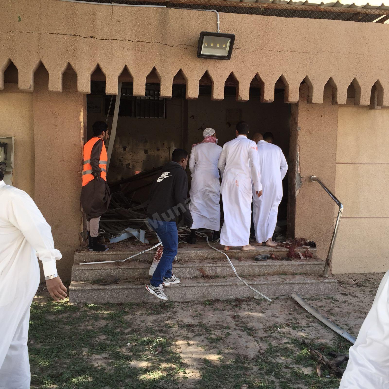 عاجل : تفجير وهجوم مسلح على مسجد الإمام الرضا بمحاسن الإحساء