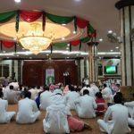 معايدة الغدير بحضور المؤمنين