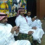 طالب العيد يرزق بمولود جديد