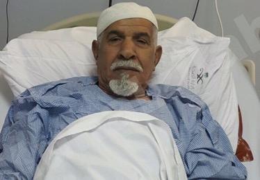 الحاج أبوعلي يغادر المستشفى