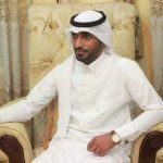محمد جاسم يعقد قِرانه