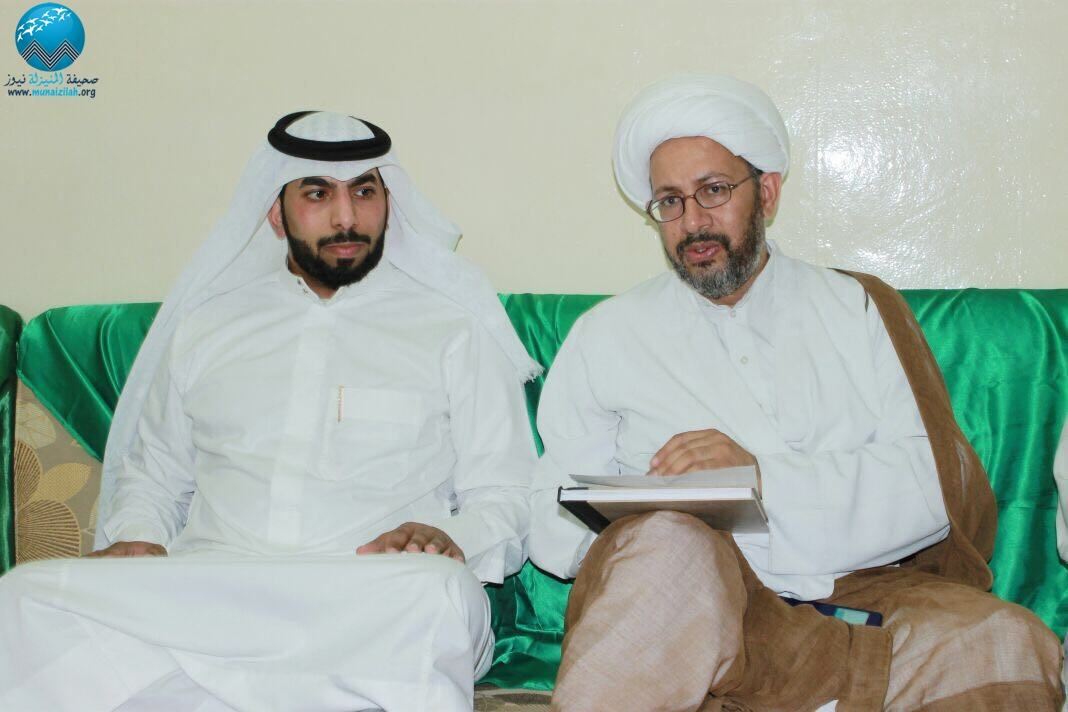 محمد الأحمد يعقد قرانه