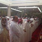 غدًا السبت : صلاة الظهرين بإمامة العمري بجامع الصادق