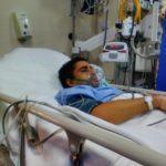 فاضل يدخل المستشفى