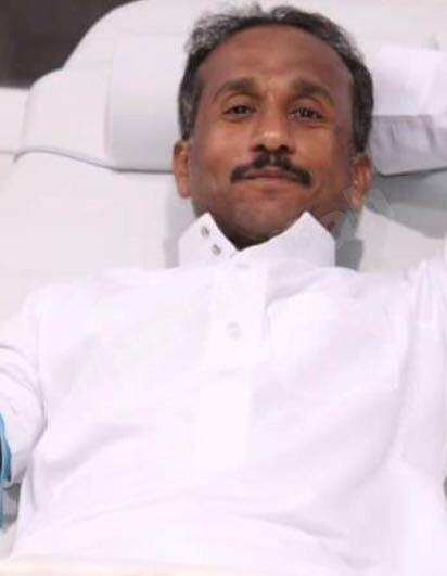عبدالله المحمد علي يُرزق بــ سكينة
