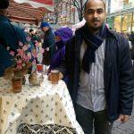 الحسين يدعوكم لحضور حفل زفاف محمد وحسن