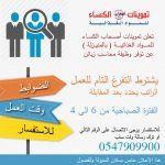 بلدية الجفر تكافح الحشرات برش المبيدات