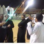 بالصور: آباء فرسان #جماعي_26 في ضيافة إدارة المهرجان