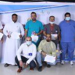 الشهابي .. مسيرة حافلة في حملات التبرع بالدم