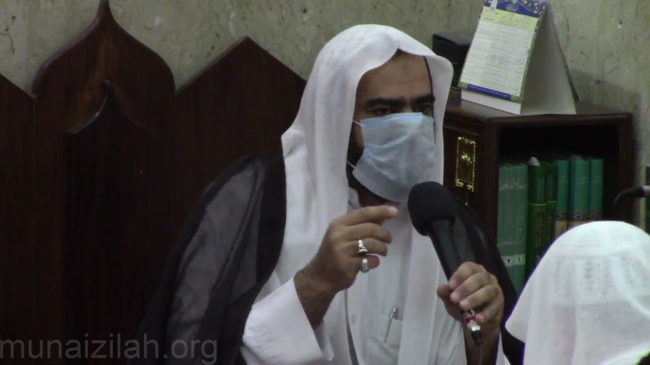 السيد حسين .. رمضان شهر عبادات لا شهر مسلسلات