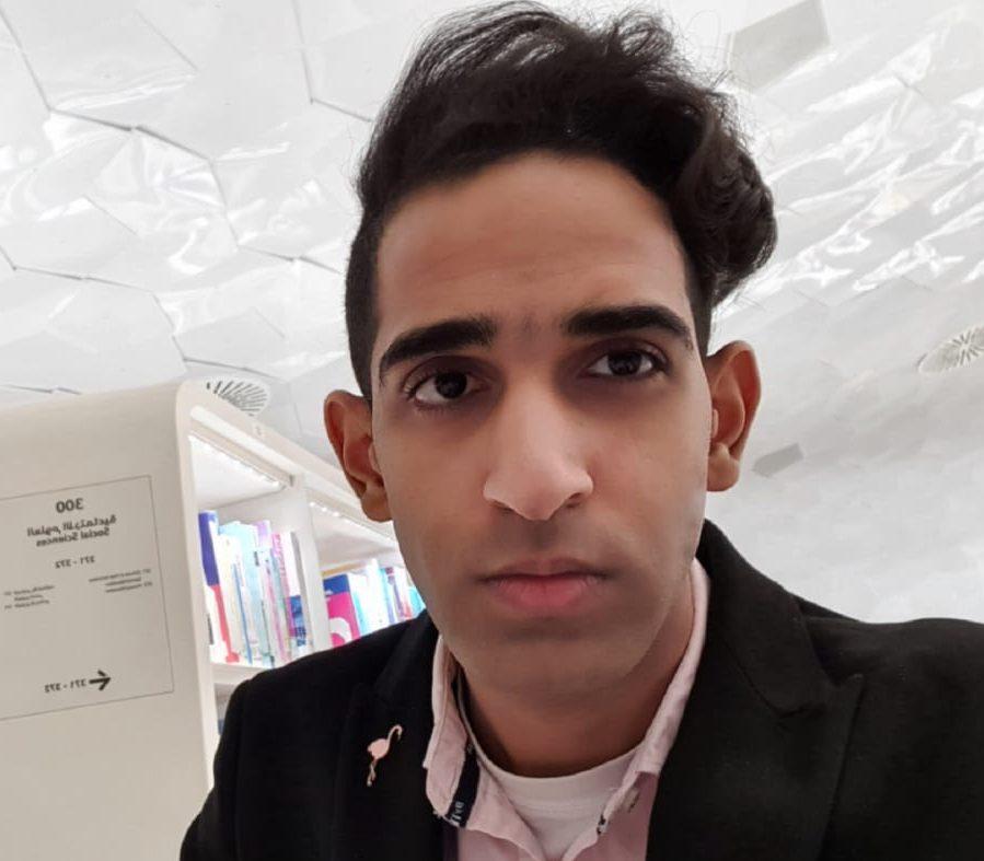 عبدالله علي الأحمد