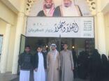 زيارة طلاب الطفيل بن عمرو المتوسطة مهرجان التمور ( ويا التمر أحلى )
