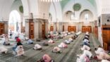 «الإسلامية»: استمرار التباعد بين المصلين في المساجد وتطبيق الإجراءات الاحترازية