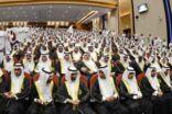 في حفل خريجي جامعة الملك فيصل للدفعة 35 المنيزلة تحتفل بكوكبة من شبابها الخريجين