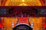 مآتم المنيزلة تحيي ذكرى استشهاد سبط الرسول الإمام المجتبى عليه السلام