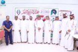 152 متبرعًا في اليوم الأول لحملة التبرع بالدم 19 بالمنيزلة