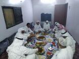"""إدارة المهرجان في زيارة لـ """" أبو فيصل و أبوحيدر """""""