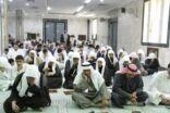 22 خطيبًا عدد خريجي الدفعة الثانية لمجلس الإمام الحسين ( ع )