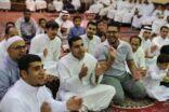 بالصور : جلسة شبابية منيزلاوية تحتفل بميلاد كريم أهل البيت ( ع )