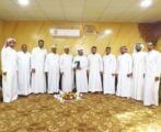 إدارة المهرجان في ضيافة الحاج محمد البراهيم