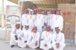 بالصور : معرض حكاية يدي.. في مدرسة السعودية الثانوية بالمنيزلة