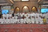 #المنيزلة في استقبال الوفد القرآني من القطيف والدمام في زيارته للأحساء