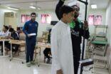 طلبة منيزلاويون من جامعة فيصل في زيارة تثقيفية للأقصى الثانوية