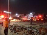 عاجل : نشوب حريق في أحد المنازل بالمنيزلة