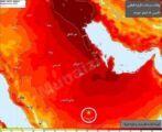 كتلة هوائية شديدة الحرارة تضرب شرق المملكة اليوم الاربعاء