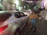 """#المنيزلة .. الأهالي يحيون """"الناصفة"""" ذكرى ميلاد الإمام المهدي """"شاهد الصور"""""""