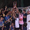 شباب الخليج بطلاً للنسخة الثالثة لبطولة فريق الأنوار بالمنيزلة