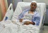 صالح الدليم يمر بعارض صحي