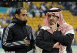 الجابر يخلف نواف بن سعد في رئاسة الهلال