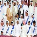 """حسين طاهر يعقد """" قِرانه """" على كريمة عائلة البراهيم"""