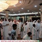 نهائي المنيزلة 35هـ وفوز الأحرار بالبطولة وتكريم الحكام بحضور شخصيّات الرّياضة الأحسائية