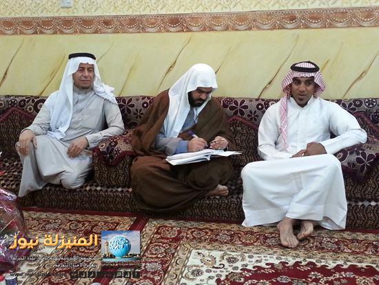 تسوية الخلاف حول لوحة جامع الإمام المهدي (ع) بالمنيزلة