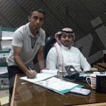 مدرسة أبي الدرداء المتوسطة تزور مركز الأمير سلطان بن عبد العزيز ( سايتك)