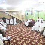 السيد مجتبى السلمان يُشيد بمركز النشاط الاجتماعي بالمنيزلة