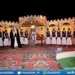 سماحة الشيخ كاظم يُوجه رسالة  شُكر لإدارة المهرجان