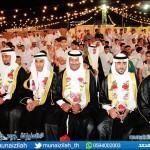 الاحمد والعيد يحاضران في النادي العلمي
